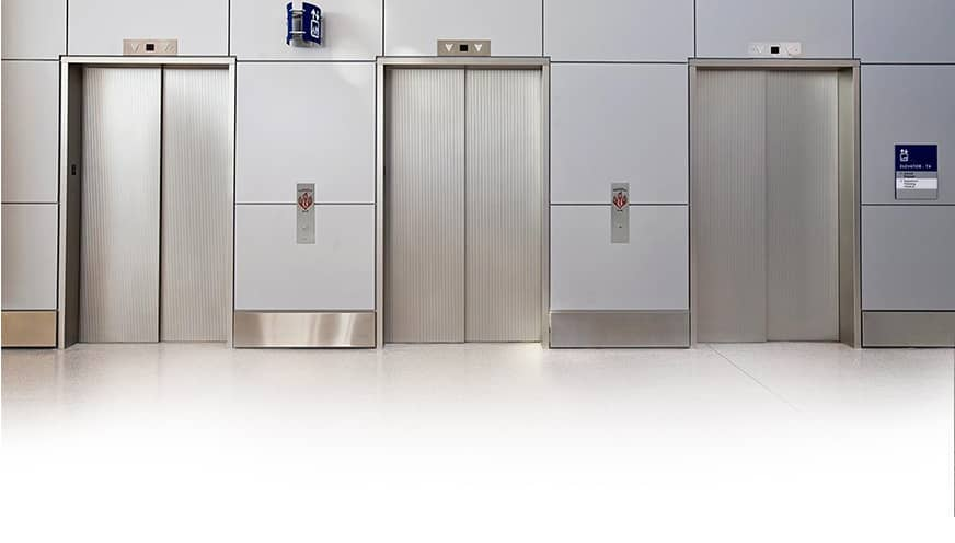 Elevator configurations diamond home elevator for Home office configurations
