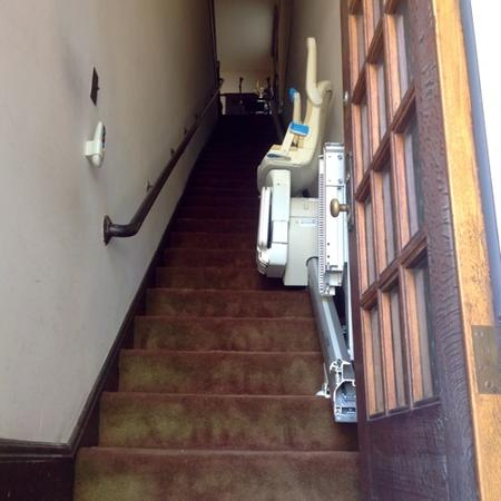 Sterling 1000 Stairlift for Sale