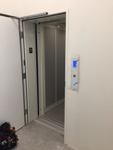 Small Commercial LULA Elevator