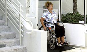 Wheel Chair Lift California