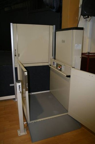 Savaria Multilift Vertical Platform Lift