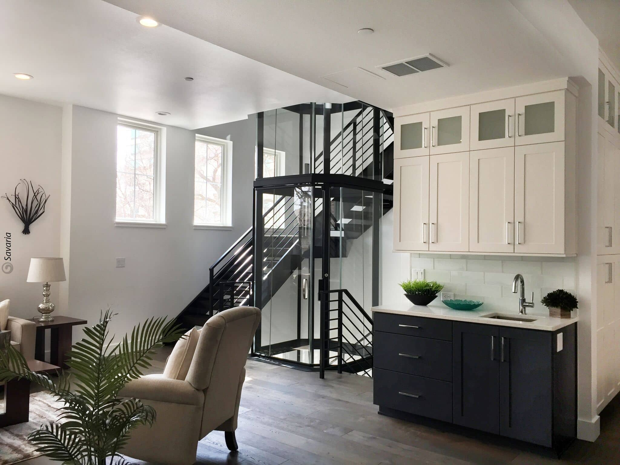 Residential Elevator in a Los Angeles